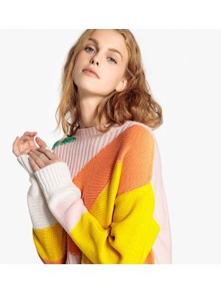 Пуловер тонкий La Redoute Collections