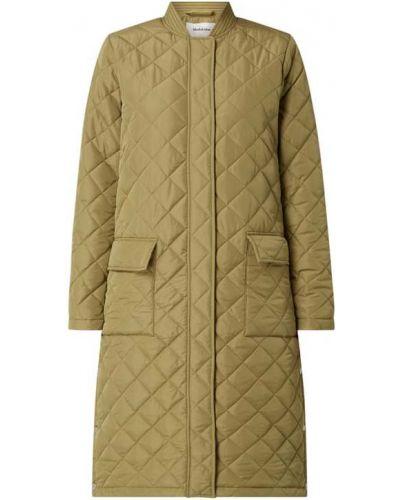 Płaszcz pikowany - zielony Modström