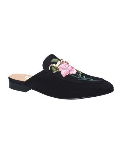 Czarne chodaki Grace Shoes