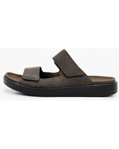 Зеленые сандалии Ecco