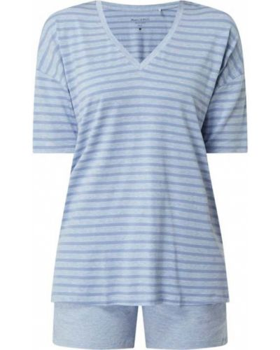 Piżama z wiskozy - niebieska Marc O'polo
