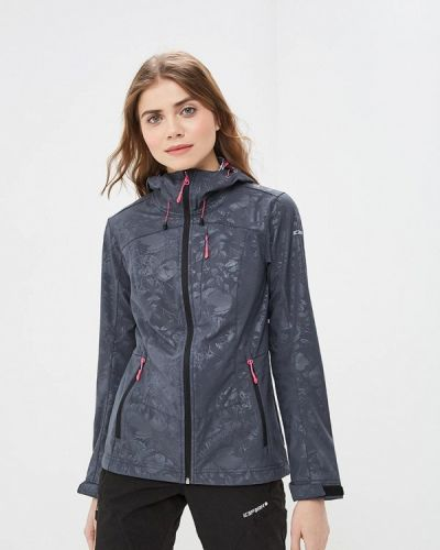 Куртка весенняя серая Icepeak