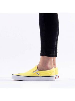 Желтые слипоны Vans
