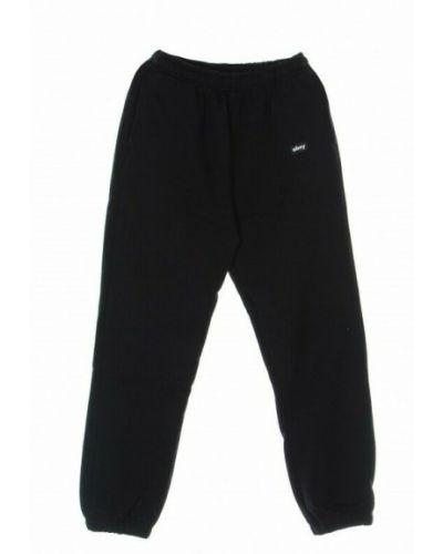 Czarne joggery Obey