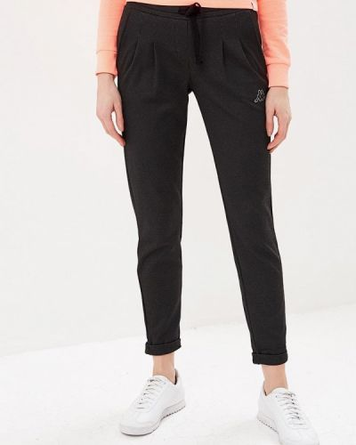 Спортивные брюки черный 2019 Kappa