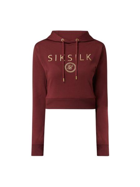 Bluza z kapturem Sik Silk