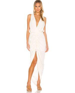 Sukienka midi dżinsowa z suwakiem L'academie
