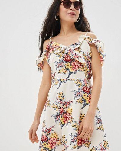 Платье весеннее прямое Care Of You
