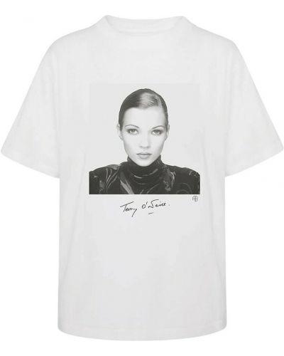 Biała koszulka Anine Bing