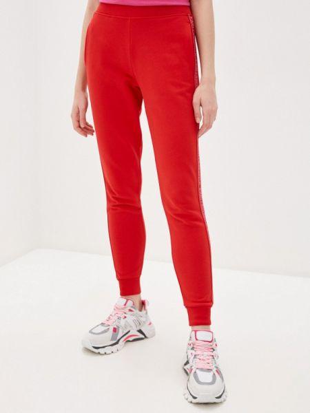 Спортивные брюки весенний красный Karl Lagerfeld