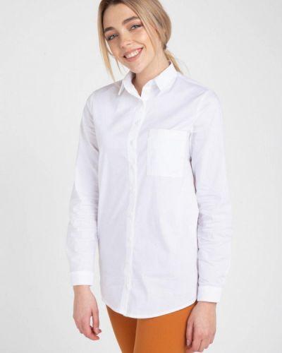 Рубашка с длинным рукавом белая Bessa