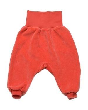 Ползунки красные модный карапуз