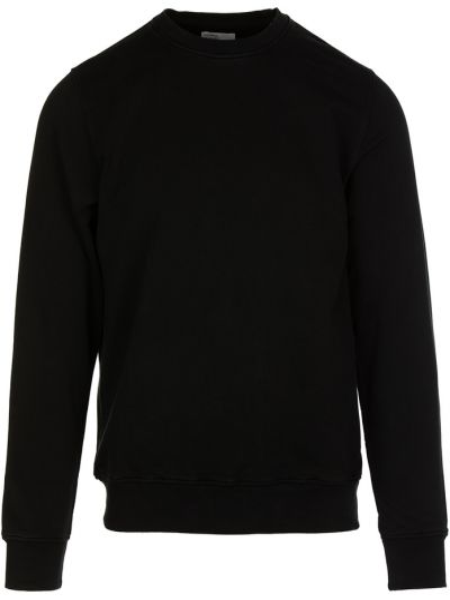 Czarny sweter Colorful Standard