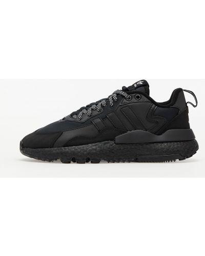 Czarne joggery Adidas Originals