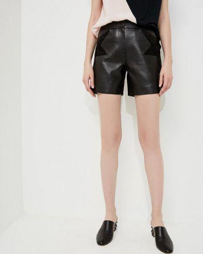 Черные шорты Karl Lagerfeld