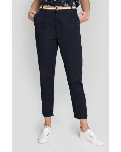 Повседневные синие брюки O'stin