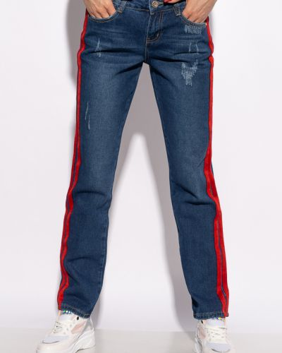 Синие джинсы Time Of Style