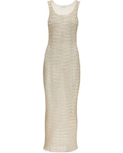 Платье длинное с рукавами Faith Connexion