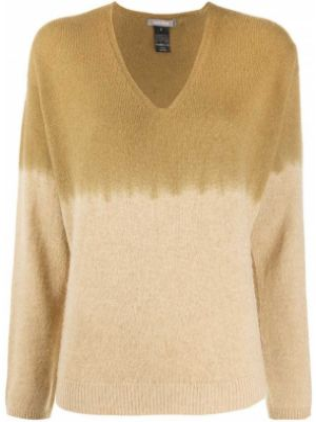 Прямой с рукавами кашемировый свитер Suzusan