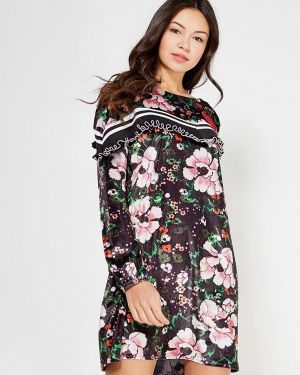 Платье с длинными рукавами осеннее Fornarina