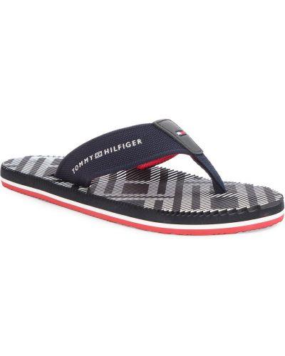 Skórzany sandały Tommy Hilfiger