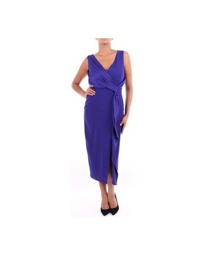 Niebieska sukienka Rachel Zoe
