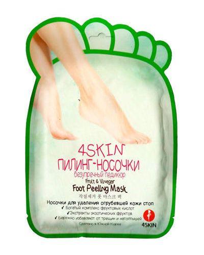 Носки педикюрные 4skin