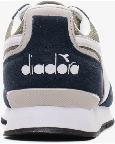 Кроссовки - зеленые Diadora