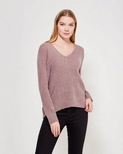 Розовый пуловер Jacqueline De Yong