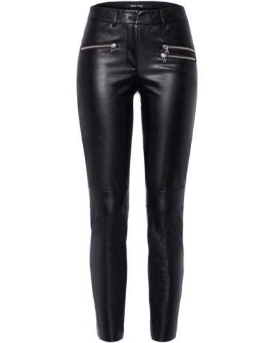 Czarne spodnie Marc Aurel