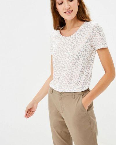 Белая футболка Iwie