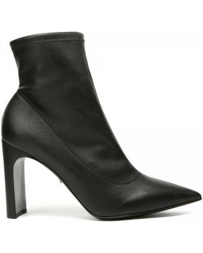 Кожаные ботинки на молнии Grey Mer