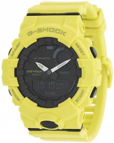 Часы желтый G-shock