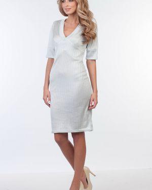 Платье лапша с люрексом Kapsula