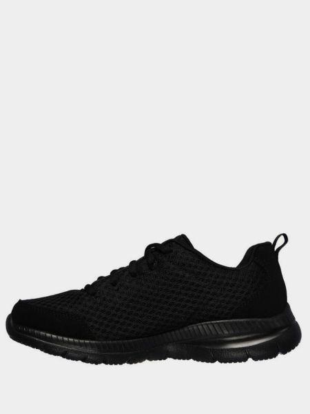 Городские черные кроссовки Skechers