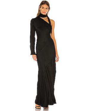Вечернее платье в рубчик из вискозы Young Fabulous & Broke