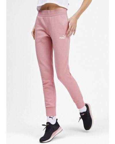 Спортивные брюки розовый Puma