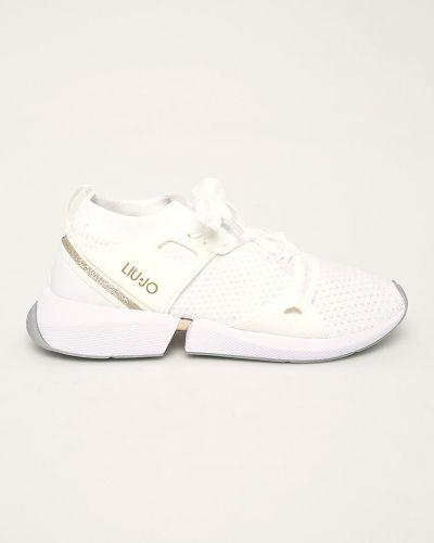 Текстильные кроссовки Liu Jo