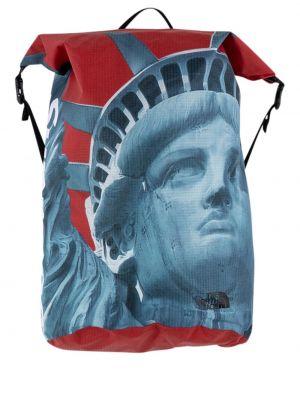 Plecak szkolny z nylonu z printem Supreme