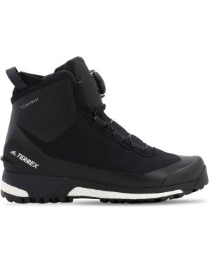 Ciepłe czarne sneakersy Adidas Terrex