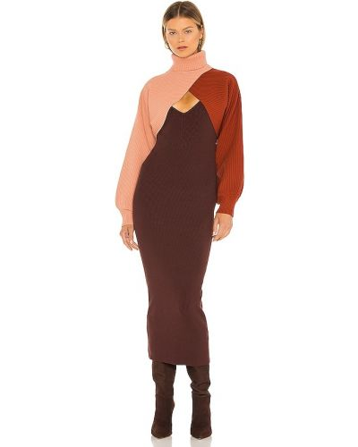Платье из вискозы Ronny Kobo