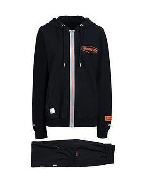 Спортивный костюм черный для отдыха Heron Preston