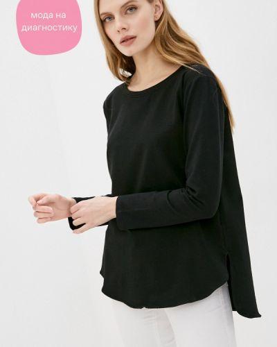 Черная футболка Dali