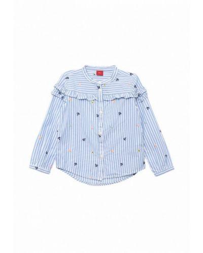 Рубашка голубой S.oliver
