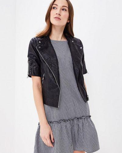 Кожаная куртка весенняя Vero Moda