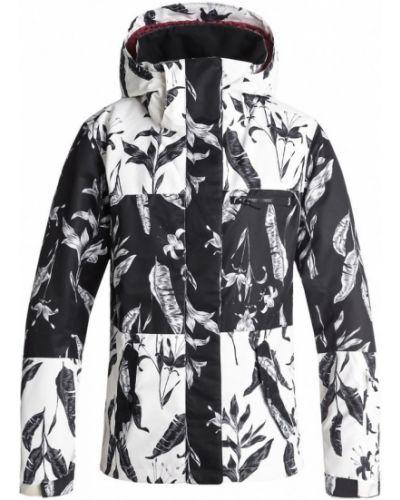 Куртка черная для сноуборда Roxy