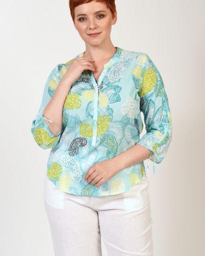 Хлопковая блузка Lebek