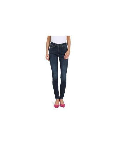 Джинсы mom синие Tommy Jeans