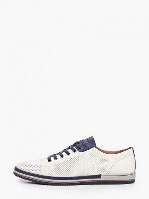 Белые ботинки Thomas Munz