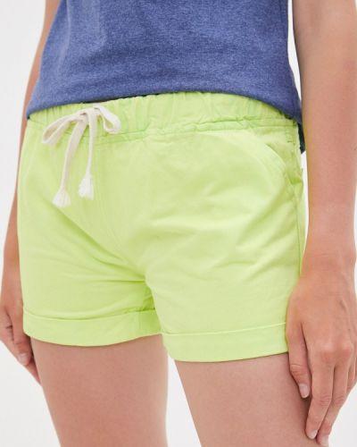 Зеленые повседневные шорты Nothing But Love